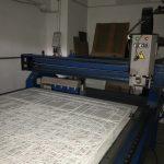 Karton Stand Üretim Makine